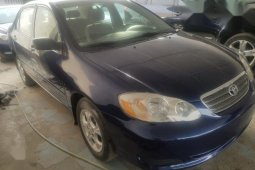Toyota Corolla 2007 Blue for sale