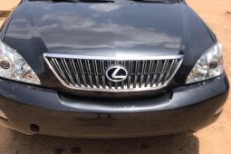 A pristine clean Lexus RX 330 4WD 2005 Gray color for sale