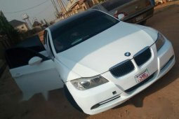 BMW 325i 2007 White for sale