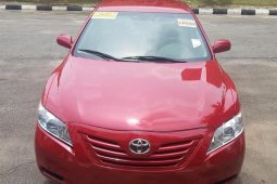 Need to sell high quality 2008 Toyota Camry sedan at price ₦2,800,000 in Abuja