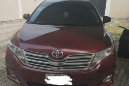 Used other 2010 Toyota Venza automatic for sale in Lagos