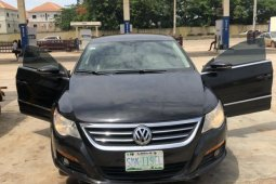 2010 Volkswagen CC at mileage 89,365 for sale in Ikeja