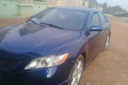 2010 Toyota Camry Petrol Automatic Blue for sale