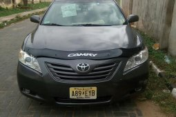 Sparkling grey/silver 2008 Toyota Camry for sale