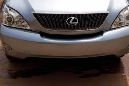 Sell cheap blue 2007 Lexus RX at mileage 98,000 in Ibadan