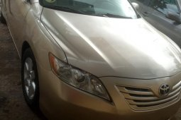 Toyota Camry 2008 2.4 SE Gold for sale