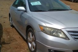 Well maintained grey/silver 2010 Toyota Camry for sale at price ₦2,100,000 in Ilorin