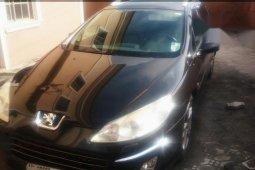 Peugeot 407 2007 Black for sale