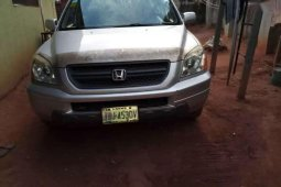2004 Ford Pilot automatic for sale at price ₦1,200,000