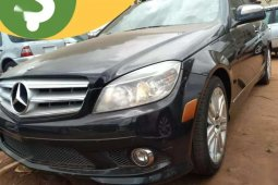 Used black 2008 Mercedes-Benz 300 car automatic at attractive price