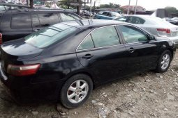Black 2007 Toyota Camry automatic for sale