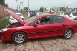Used 2006 Peugeot 407 manual car at attractive price