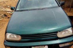 Very sharp neat 1999 Volkswagen Golf for sale in Abuja