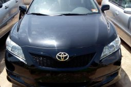 Toyota Camry 2008 2.4 Black for sale