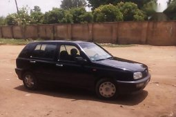 Sell used 1999 Volkswagen Golf at price ₦650,000 in Abuja