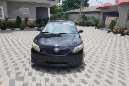 Well maintained 2007 Toyota Camry sedan for sale at price ₦2,350,000