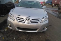 Well maintained 2010 Toyota Camry for sale in Lagos