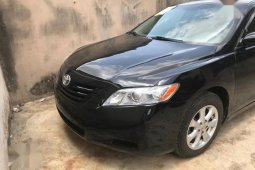 Very sharp neat used 2008 Toyota Camry automatic for sale in Abeokuta