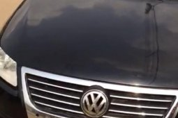 Volkswagen Passat 2.0 2006 Black for sale