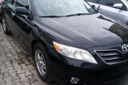 Used 2010 Toyota Camry sedan for sale at price ₦3,500,000 in Lagos
