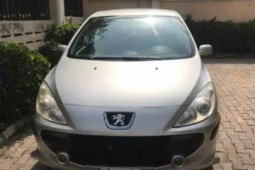 Peugeot 307 2008 2.0 Gray for sale