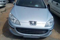 Sell 2006 Peugeot 407 sedan automatic at price ₦2,400,000