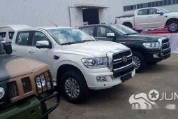 Brand New Innoson Granite Pickup 2017
