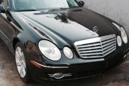 Well maintained 2007 Mercedes-Benz E350 for sale in Lagos