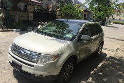 Sell clean used 2007 Ford Edge at mileage 286,208 in Lagos