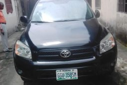 Well maintained 2007 Toyota RAV4 automatic for sale in Port Harcourt