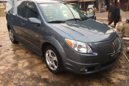 Sell beige 2006 Pontiac Vibe automatic at price ₦1,800,000 in Ibadan