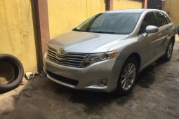 Toyota Venza AWD 2011 Silver for sale