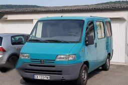 Well maintained blue 2008 Peugeot Boxer at mileage 130,000 for sale