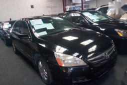 Best priced used 2007 Honda Accord in Ikeja