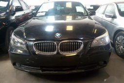 Best priced used 2007 BMW 525i sedan at mileage 58,710