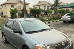 Sell used 2003 Toyota Corolla automatic at mileage 96,000