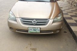 Need to sell high quality 2003 Nissan Altima sedan at price ₦1,200,000 in Lagos