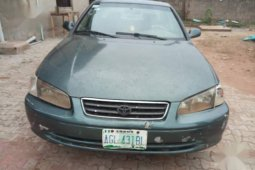 Toyota Camry 2001 Green for sale