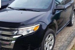 Ford Edge 2014 SE 4dr SUV (3.5L 6cyl 6A) Black for sale
