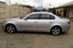 Sell grey 2006 BMW 530i sedan at mileage 53 in Abuja