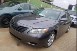 Sell cheap grey 2007 Toyota Camry sedan automatic at mileage 46