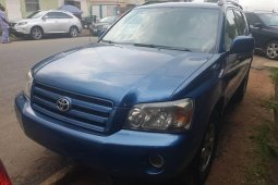 2005 Toyota Highlander Petrol Automatic for sale