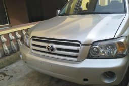 Sell 2006 Toyota Highlander at price ₦2,380,000