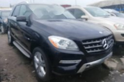 Need to sell cheap used 2012 Mercedes-Benz ML350 at mileage 0 in Lagos