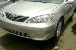 Best priced used 2005 Toyota Camry sedan automatic in Lagos