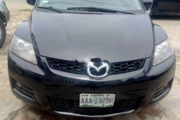 Sell well kept 2008 Mazda CX-7 automatic at price ₦1,450,000