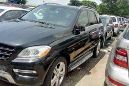 Mercedes-Benz ML350 2012 Automatic Petrol ₦11,000,000