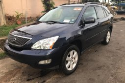 Sell authentic 2006 Lexus RX at mileage 0