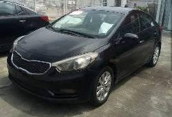 Sell very cheap clean brown 2015 Kia Cerato in Lagos