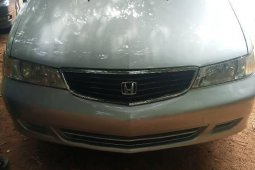 Need to sell high quality grey 2006 Honda Odyssey van automatic in Abuja